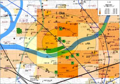 全国の各市区町村別人口データ