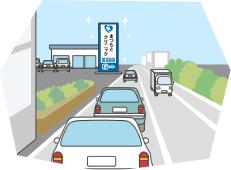 案内・誘導を主目的として、最寄り駅や大通りから医院への経路に広告する場合